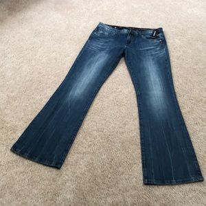 NWT! Restock for Express size 12R boot cut jeans.
